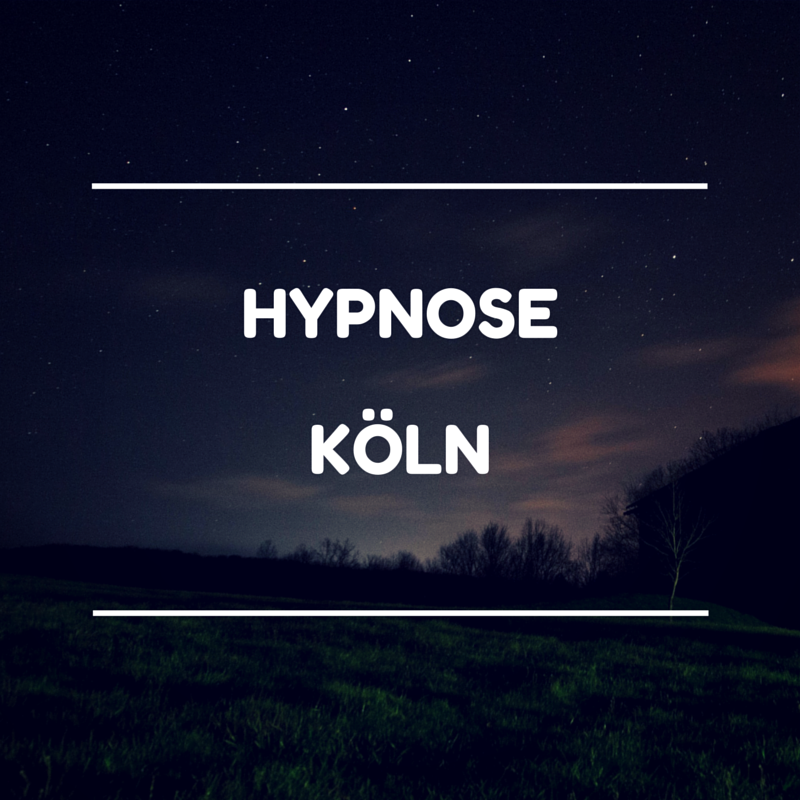 Hypnose in Köln