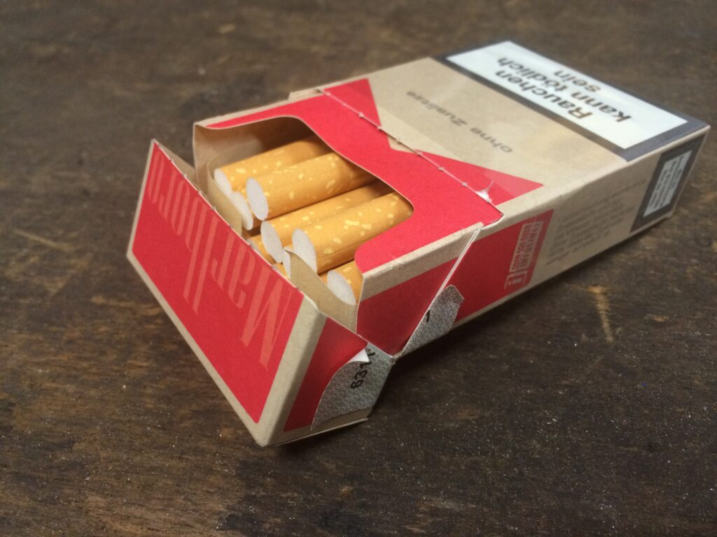 """""""Ich will Nichtraucher werden"""""""