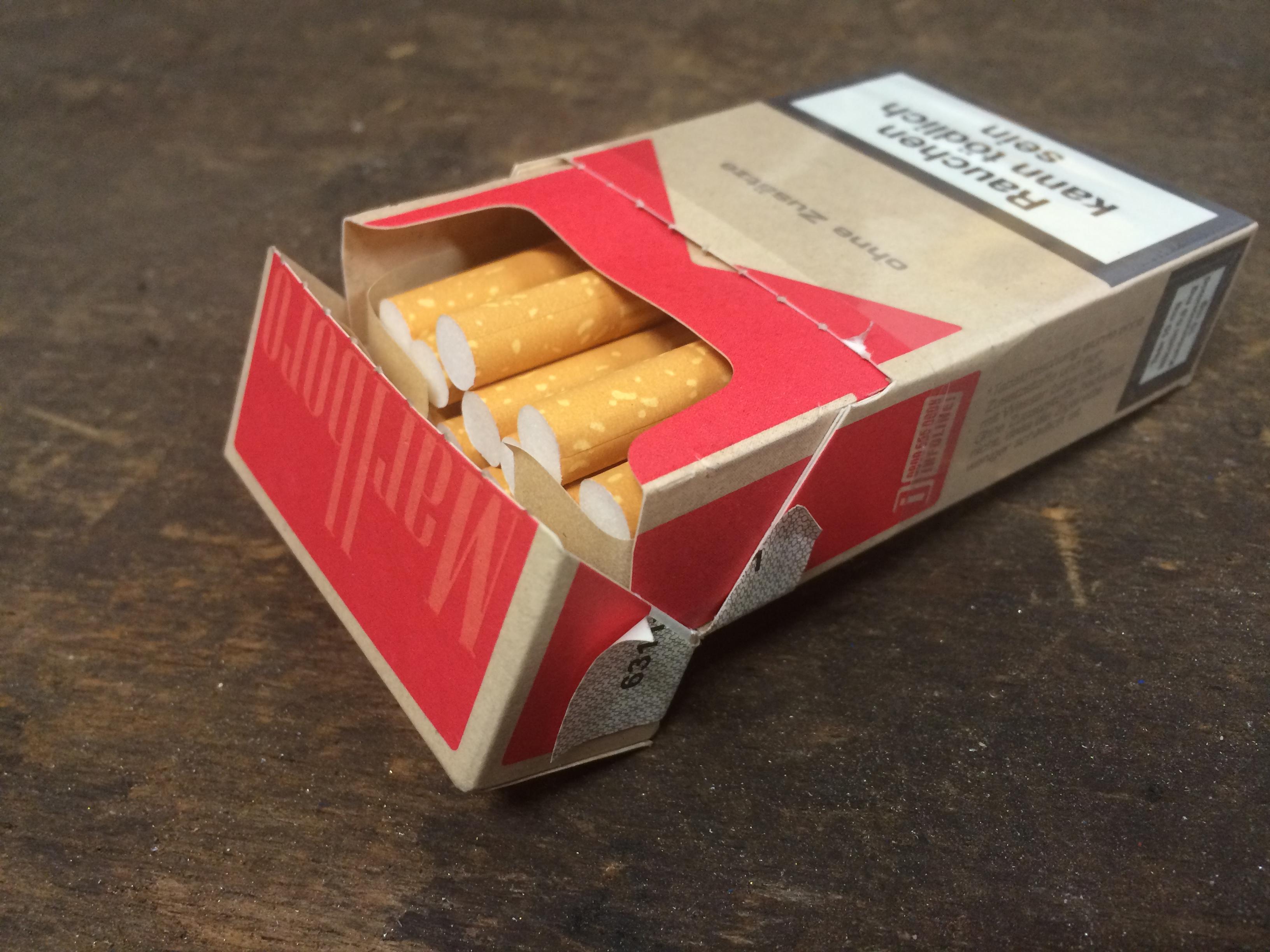 Warum rauchen Sie noch, obwohl Sie aufhören wollen?