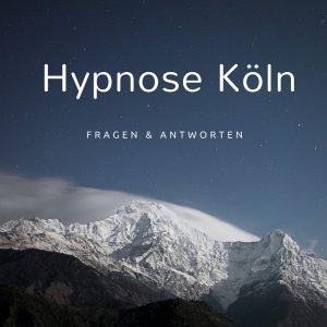 Hypnose Fragen