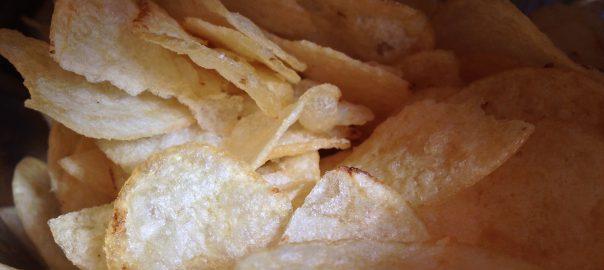 Chips Abnehmen