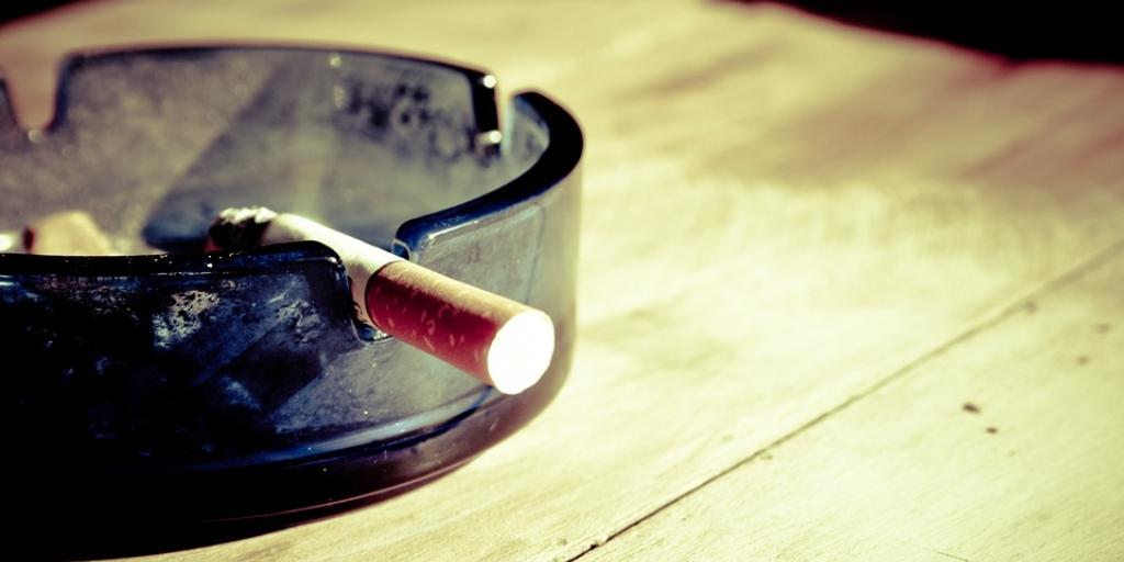 Dicke und Raucher