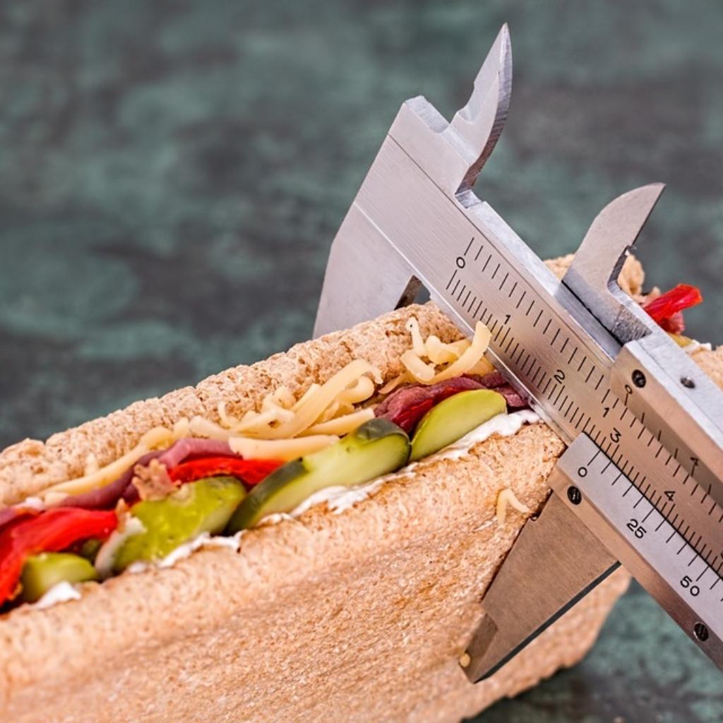 Die Zauberformel gegen Übergewicht