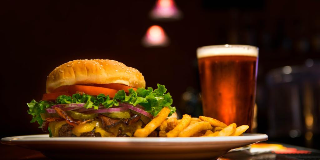 Fast Food verkürzt das Leben?