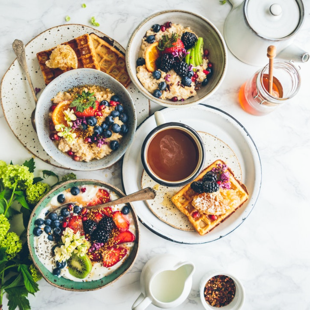 Was frühstückt man, wenn man abnehmen möchte